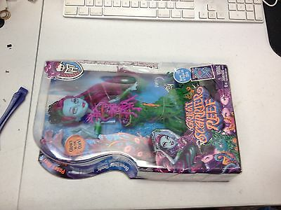 Monster High Great Scarrier Reef Posea Reef Doll