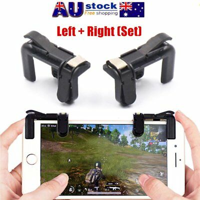 Gaming Trigger L1R1 Phone Aiming Fire Button Shooter Controller For PUBG JU