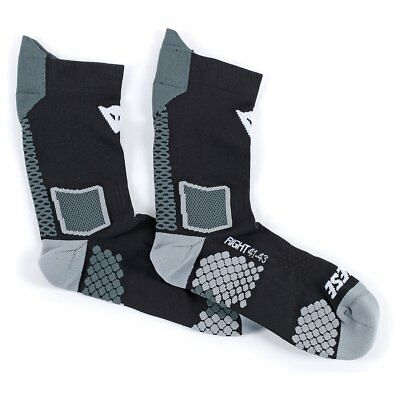 Dainese D-Core Mid Socks Black/Anthracite