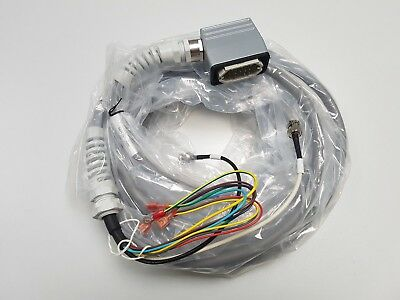 GE OEC Everview 7500 Integrated Cable P/N 5312062 NEW