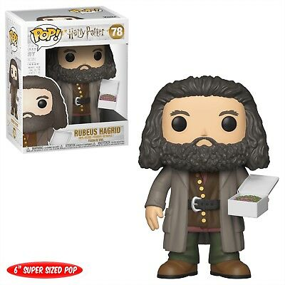 PREORDER Harry Potter Hagrid With Cake 6-inch Pop Vinyl!