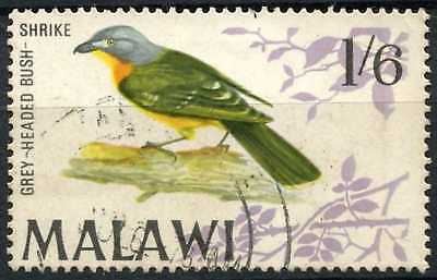 Malawi 1968 SG#317, 1s6d Bird Definitive Used #D81154