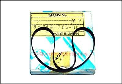 Sony 3-644-705-00 Genuine Rubber Drum Belt VO-3800 Umatic Recorders NOS Boxed
