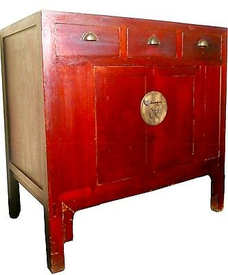 Antique Chinese Ming Cabinet/Sideboard (2641), Circa 1800-1849