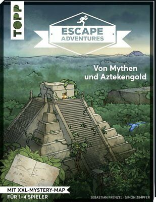 Escape Adventures -Von Mythen und Aztekengold: Das ultimative Escape-Room-Erlebn