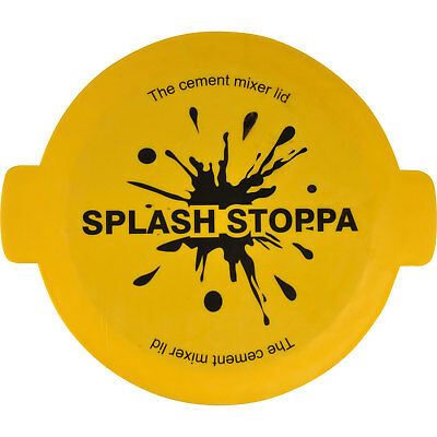 Monument Splash Stoppa Cement Mixer Lid