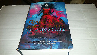 The Dark Artifices: Queen of Air and Darkness by Cassandra Clare (2018) SIGNED