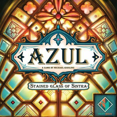 Azul Stained Glass of Sintra - Next Move Games - New Board Game