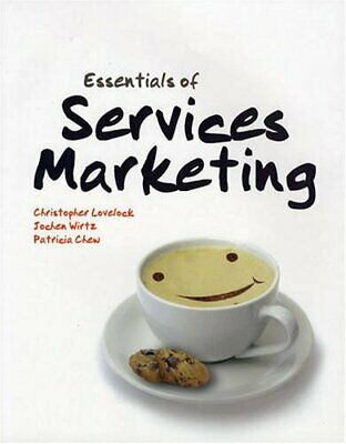 Essentials of Services Marketing by Chew, Dr Patricia Paperback Book The Cheap