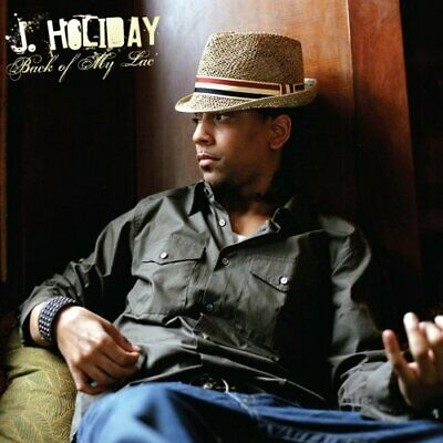 J Holiday - Back of My Lac - J Holiday CD 0QVG The Cheap Fast Free Post The
