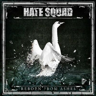 The Hate Squad - Reborn from Ashes [New CD] Digipack Packaging