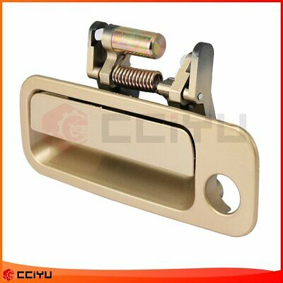 Front Left Driver Side Outside Door Handle for 1997-2001 Toyota Camry 4M9 Gold