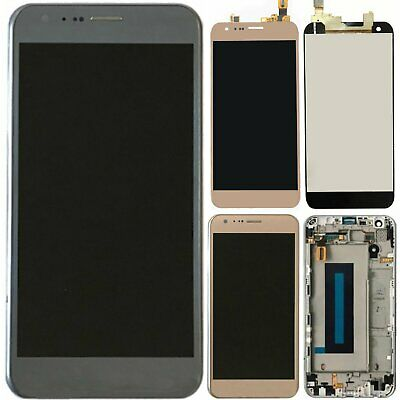 For LG X CAM K580 K580I/Y/F/DS LCD Display Glass Touch Screen Digitizer w/Frame