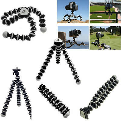 Flexible Tripod Octopus Stand Gorillapod For Universal Phone GoPro Camera DSLR