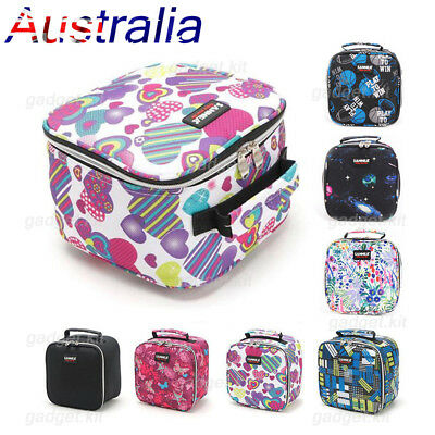 Insulated Lunch Bag Women Men Thermal Tote Cooler Food Storage Kids Lunch Box KT