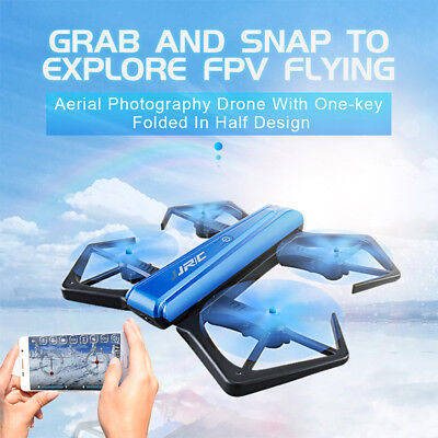 JJRC H43WH Altitude Hold Selfie Foldable Drone WIFI Camera FPV RC Quadcopter