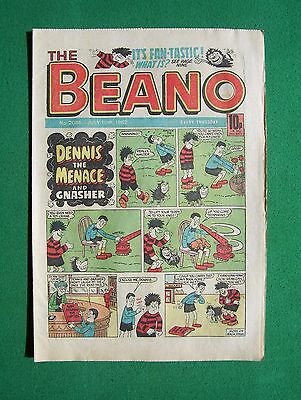 'The Beano' no.2086, July 10th, 1982 (in very good condition)