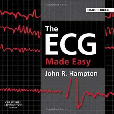The ECG Made Easy, 8e Paperback , BRAND NEW, FREE EXPRESS DELIVERY FROM UK