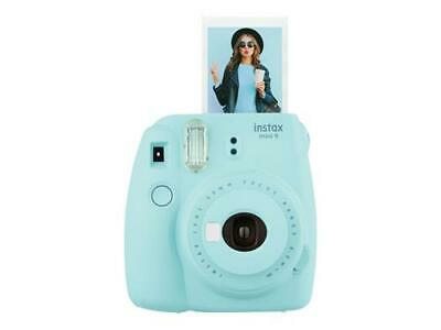 Fotocamera analogica Fujifilm INSTAX MINI 9 ICE BLUE 16550693