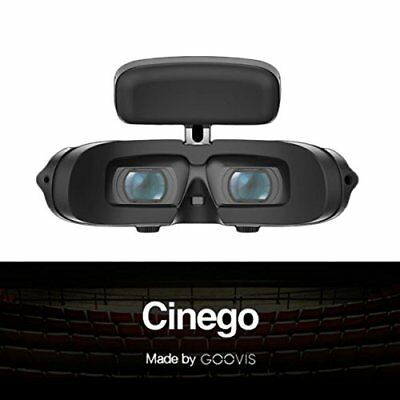 GOOVIS G2 Virtual Reality Travel 3D Theater VR Glasses 4K Travel Cinema Micro...