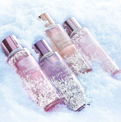 ❤ VICTORIA'S SECRET FROSTED NEW  Collection ❤ Fragrance Body Mist 250 ml