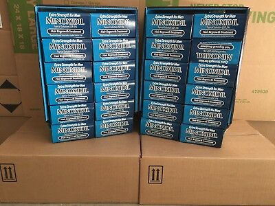 Kirkland Minoxidil Men 5% Supply Extra Strength 144 Month. Exp.08/2020.