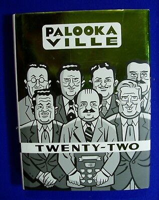 Palookaville 22 : Seth. Hardcover first edition. New,
