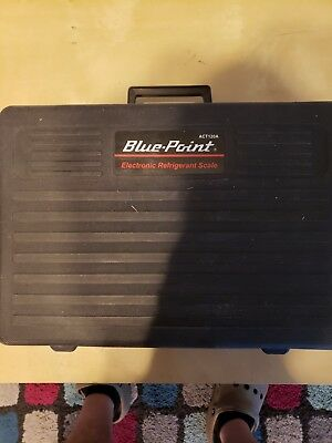 Blue Point Refrigerant Scale