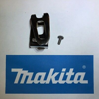 Makita Belt Hook Hanger  Lxt & Cxt 12V & 18V  Drill & Impact Drivers