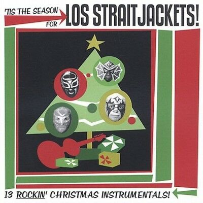 Los Straitjackets - Tis The Season For New Cd