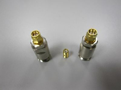 Lot of high quality rf connectors adapters NEW condition!!!
