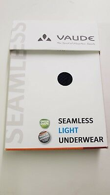 Vaude Womens Seamless Light Panty Black 44