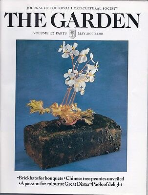 RHS THE GARDEN Magazine - May 2000