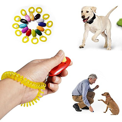 Janker Dog Clicker, Training Tool For Dog And More Animals random