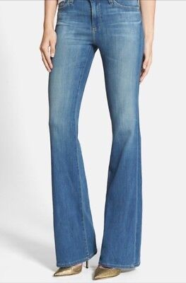 67c8816174e26 $178 Adriano Goldschmied •28• AG ANGEL Bootcut Secret Fit Belly Maternity  Jeans