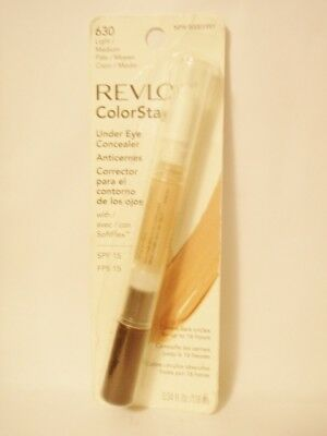 Revlon Colorstay Under Eye Concealer With Softflex Spf 15-Light/medium #630