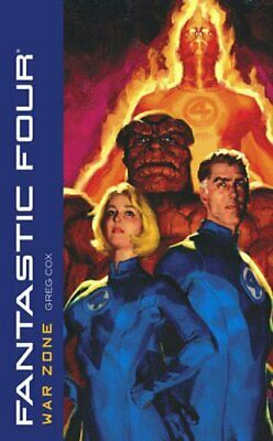 Fantastic Four: War Zone (Marvel Classics) by Cox, Greg Paperback Book The Cheap