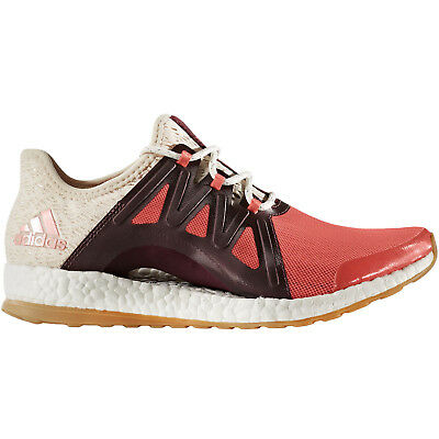 on sale 214bb 5cbd6 adidas Performance Womens PureBOOST Xpose Clima Lace Up Running Trainers