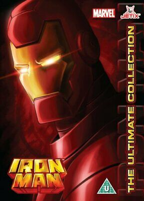 Iron Man - Iron Man - Ultimate Collection [DVD] - DVD  9CVG The Cheap Fast Free