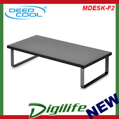Deepcool M-Desk F2 Universal Monitor Stand For Monitors & Notebooks MDESK-F2