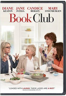 Book Club (DVD - Disc Only)