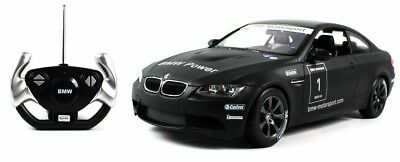 Remote Controlled BMW M3 E92 GT4 Electric RC Car Race Edition Toys For Children