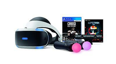 PlayStation VR - Creed: Rise to Glory + Superhot Bundle [Sony PlayStation 4 PS4]