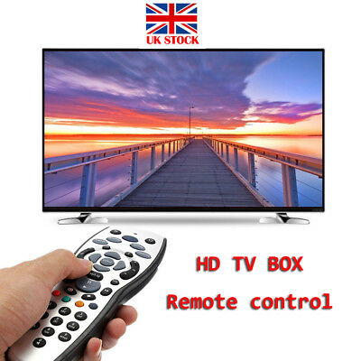 BRAND NEW GENUINE HD BOX REMOTE CONTROL 2017 REV 9f REPLACEMENT UK
