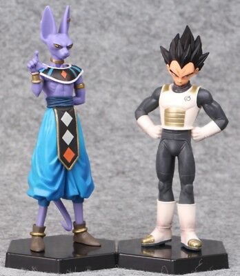 Figurine Figure Beerus Vegeta Dragon Ball Dragonball Z Super DBZ