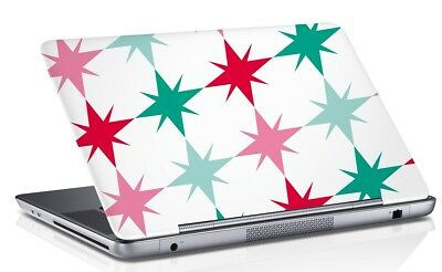 Geometric Printed Laptop Skin Cover Off White Notebook Skin Cover Art Decal