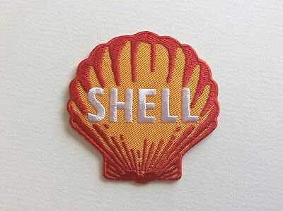 A250 Patch Ecusson Shell Coquillage 7,5*7,5 Cm