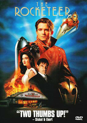 The Rocketeer DVD NEW