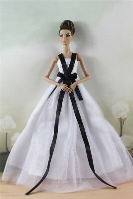 Doll d25 Fashion Party Dress//Wedding Clothes//Gown For 11 in
