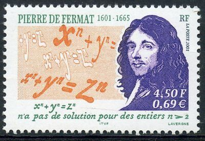 Stamp / Timbre France Neuf  N° 3420 ** Pierre De Fermat